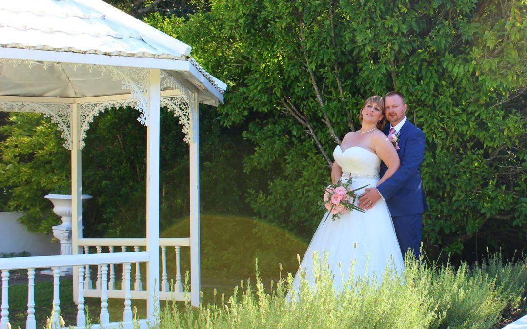 Real Wedding – Alison and Simon