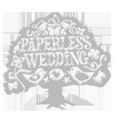 Paperless Weddings Logo