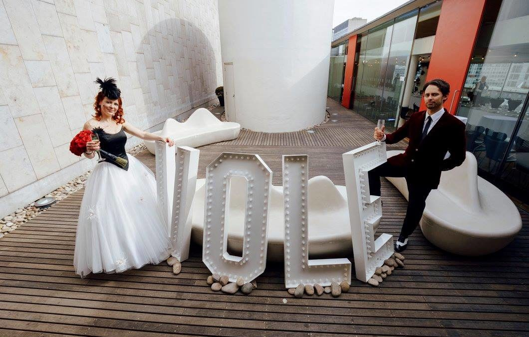 Real Wedding – Alexis and Pauline